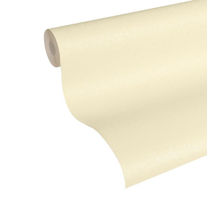Vliestapete Kind Of Whitejoop Weiß Beige Uni Struktur  Dhal von Vliestapete Weiß Mit Struktur Bild