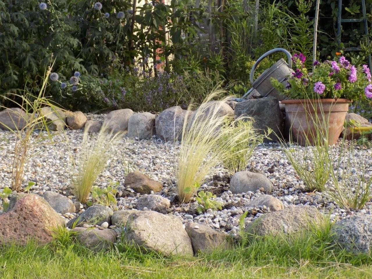 Vorgarten Gestalten Mit Kies Und Grasern Liebenswert Vorgarten von Vorgarten Gestalten Mit Kies Und Gräsern Photo