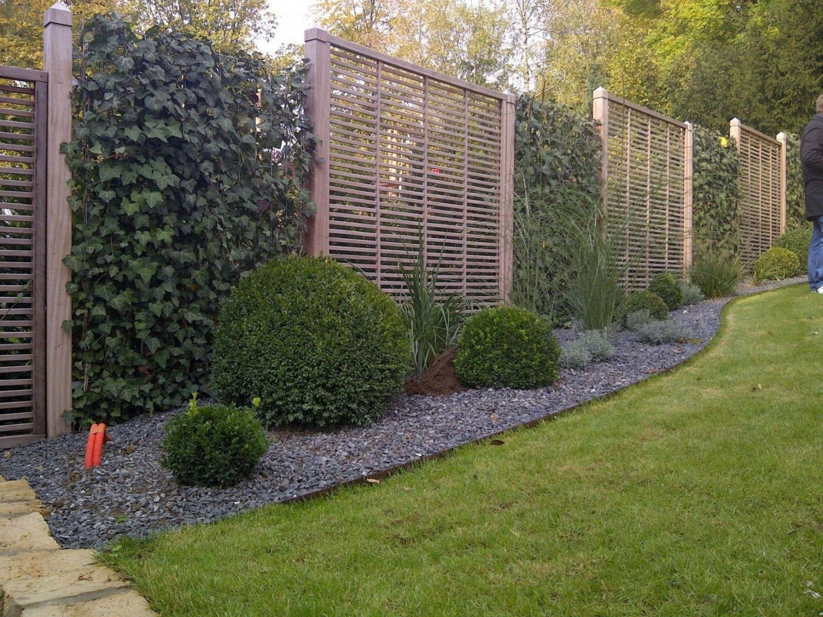 Vorgarten Gestalten Zaun Design Von Gartenzaun Gestalten  Komplette von Kleiner Zaun Für Vorgarten Photo