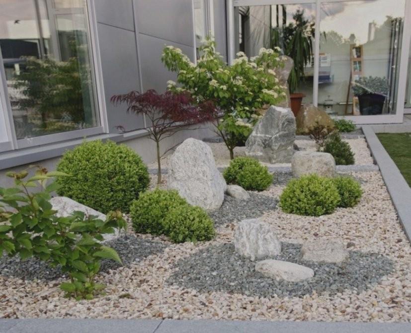 Vorgartengestaltung Mit Gräsern Konzept Von Vorgarten Gestalten Mit von Vorgarten Gestalten Mit Kies Photo