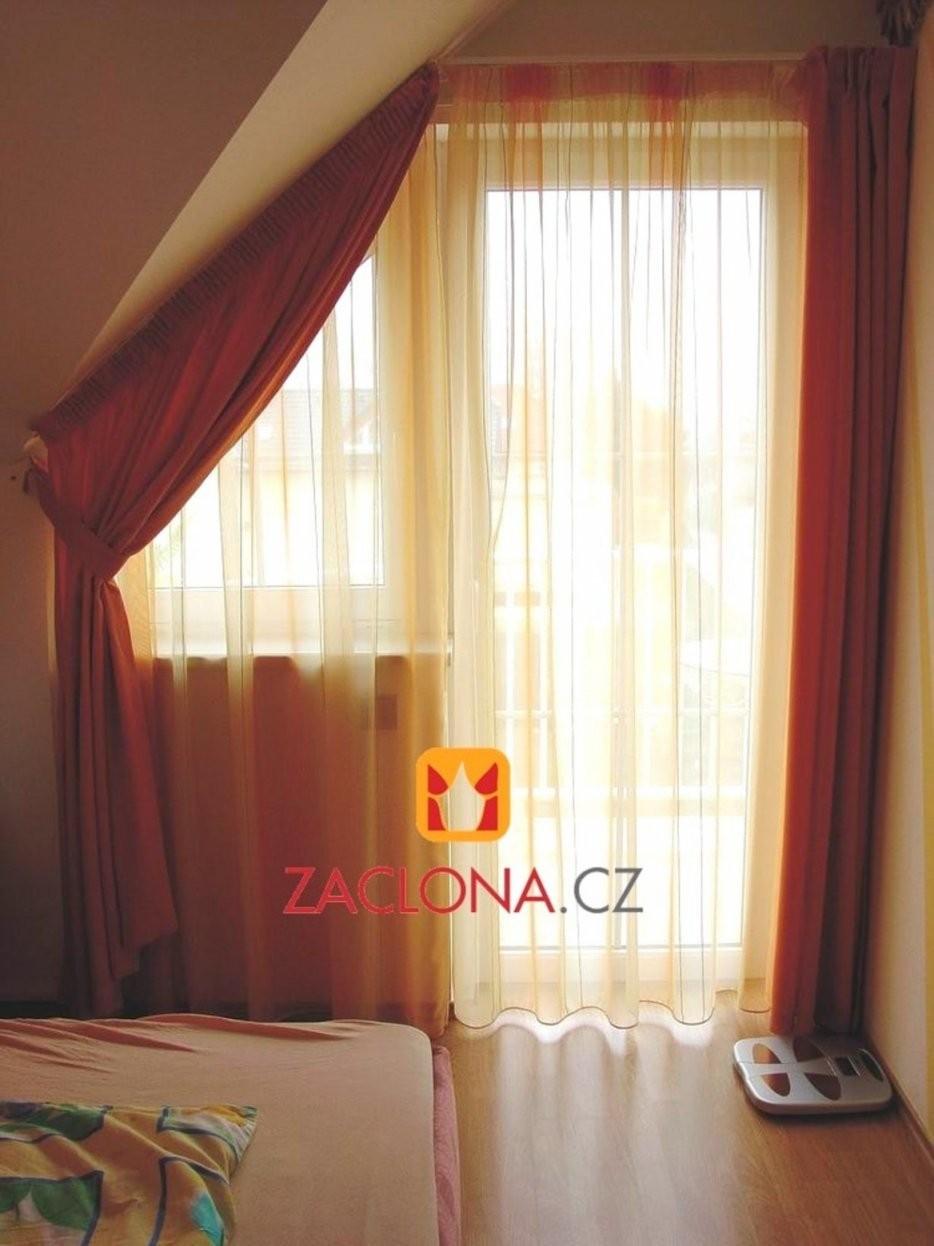 Vorhang Für Dreiecksfenster Wie Befestigen — Temobardz Home Blog von Gardinen Für Dachfenster Ideen Bild