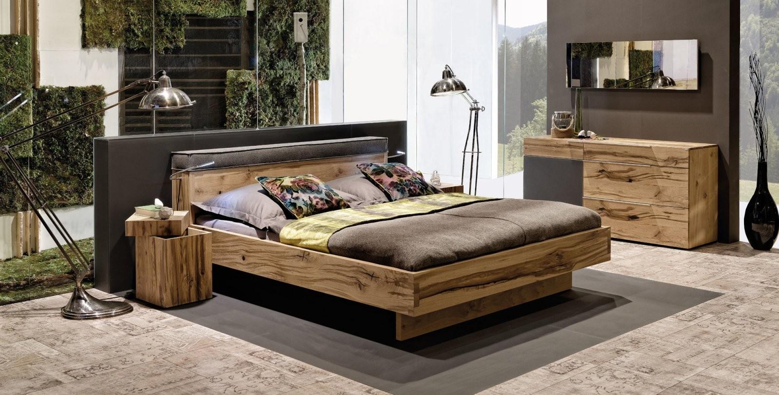 Vpur  Products  Furniture  Voglauer von Voglauer Bett V Pur Bild