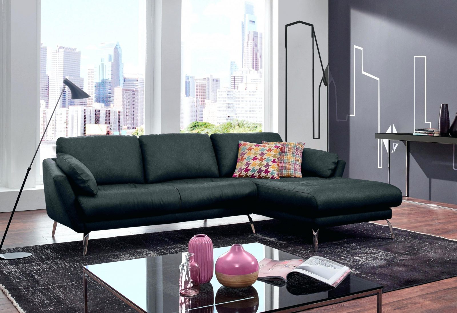 W Schillig Sofa – Rawpoint von W Schillig Black Label Bild