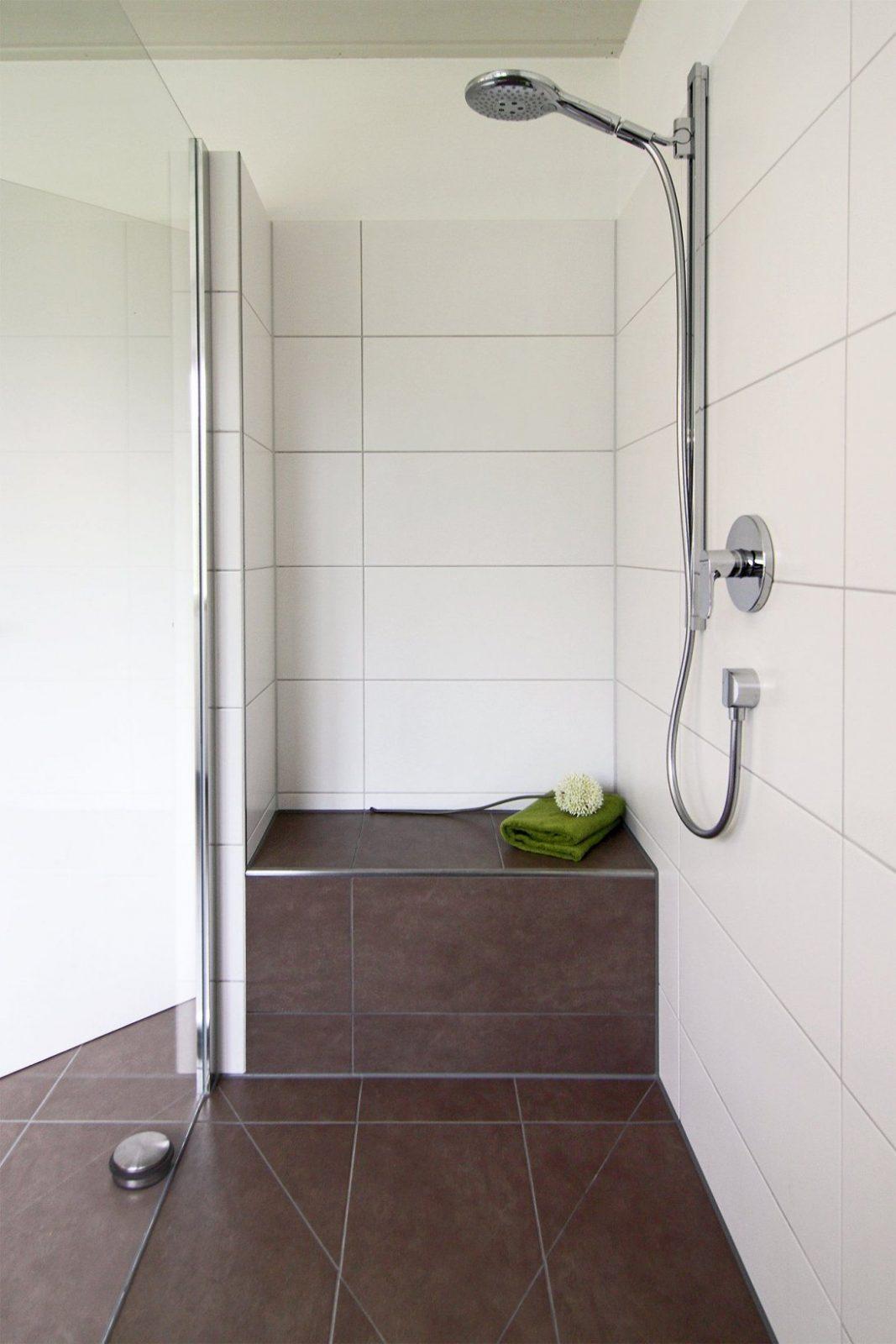 Walkinduschen In Topdesign 15 Beispiele Die Beeindrucken In von Begehbare Dusche Mit Sitzbank Photo