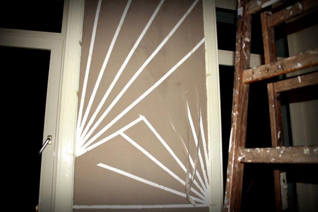 Wand Streichen Muster Abkleben Schön Schön Bilder Von Wand Streichen von Wand Streichen Muster Abkleben Bild