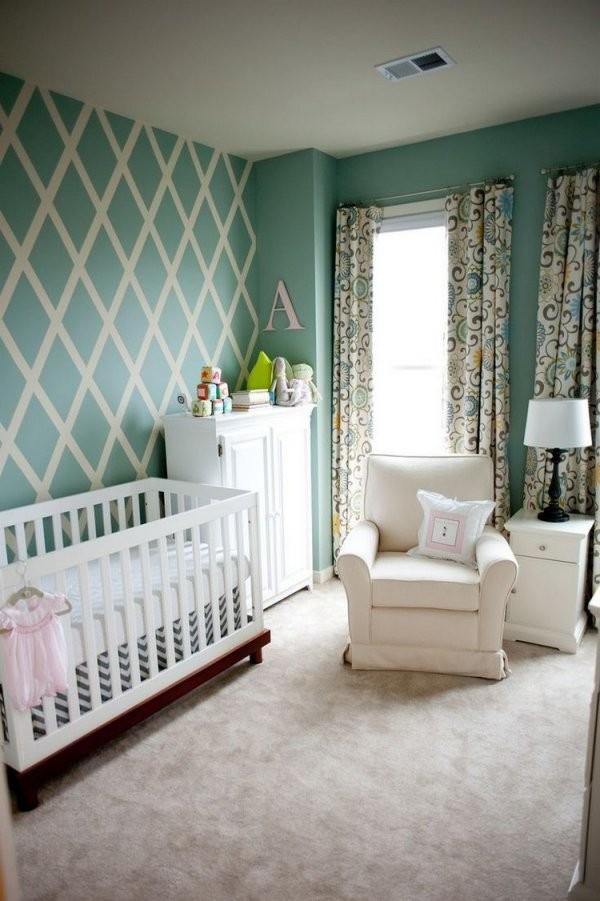 Wand Streichen Muster Und 65 Ideen Für Einen Neuen Look von Ideen Zum Wände Streichen Bild