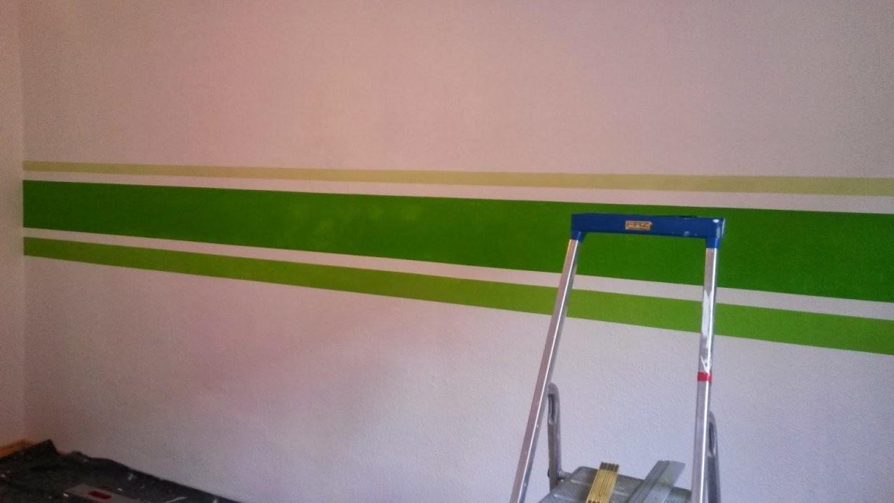 Wand Streifen  Steensrunningclub von Streifen An Der Wand Bild