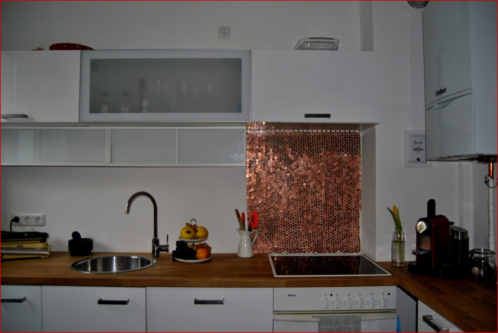 Wandblende Küche 369224 Spritzschutz Glas Küche Schön von Spritzschutz Küche Plexiglas Selber Machen Bild