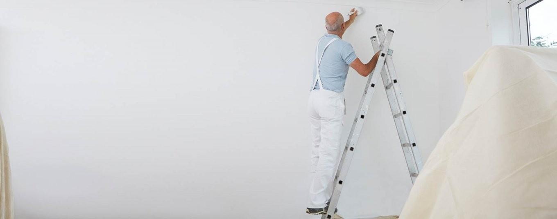 Wände Streichen Kosten Im Überblick Pro Quadratmeter  Stundenlohn von Wohnung Streichen Lassen Kosten Photo