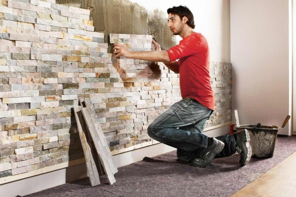 Wände Verkleiden  Hornbach von Wandverkleidung Steinoptik Kunststoff Hornbach Photo