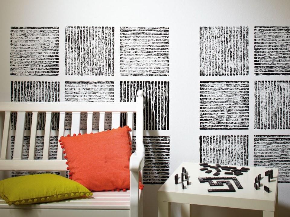 Wandgestaltung 10 Ideen von Kreative Bilder Selbst Gestalten Bild