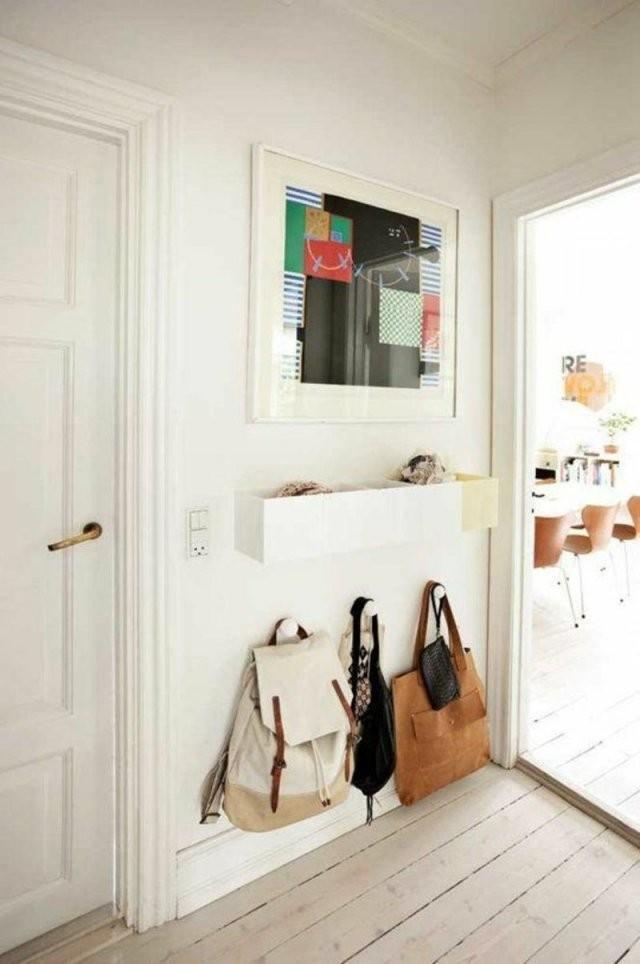Wandgestaltung Flur 60 Kreative Deko Ideen Für Den Flur  Hausideen von Dekoideen Für Den Flur Photo