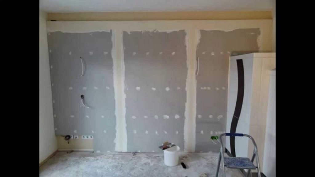 Wandgestaltung Mit Indirekter Beleuchtung  Projekt 22014 von Indirekte Wandbeleuchtung Selber Bauen Bild