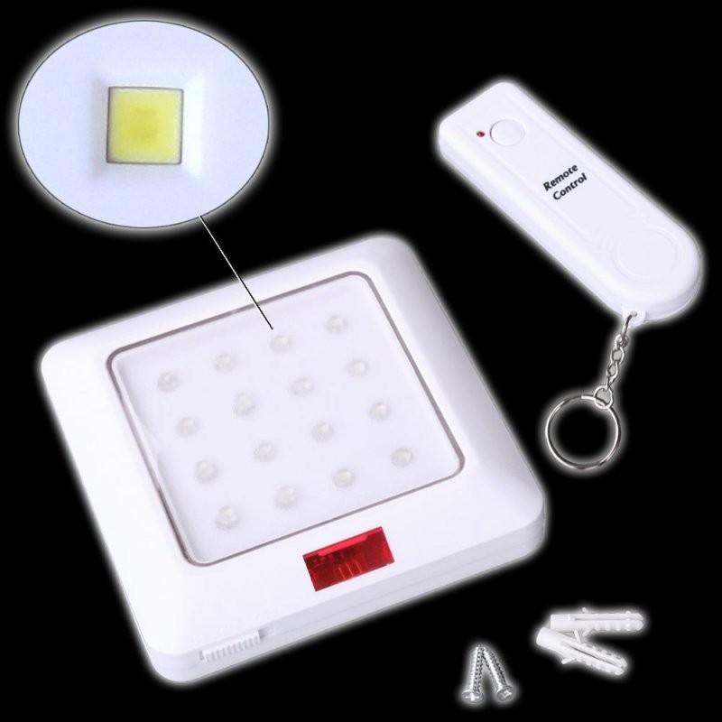 Wandleuchte Mit Fernbedienung 16 Led's  Tt 40005 Lampe Leuchte von Bilder Beleuchtung Mit Batterie Photo