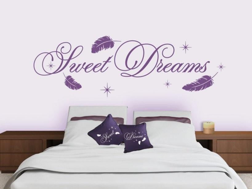 Wandtattoo Sweet Dreams Wandtattoos Schlafzimmer Traumhafte Motive von Wandtattoos Auf Rechnung Bestellen Photo