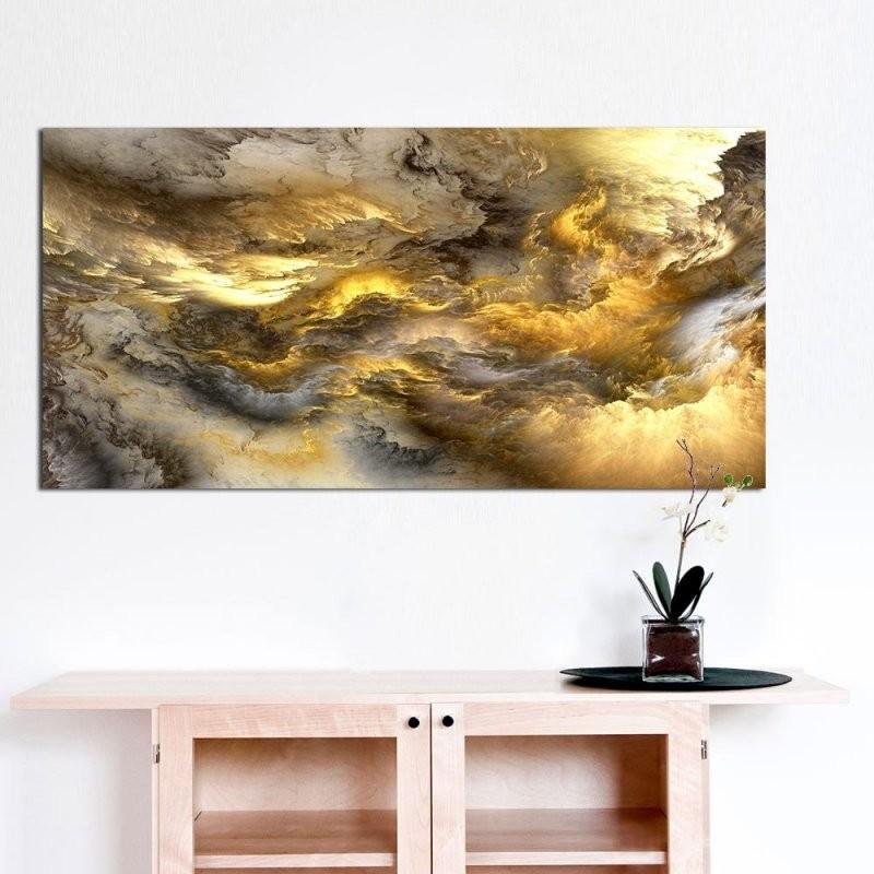 Wangart Große Größe Wand Kunst Drucke Wolke Abstrakte Bunte von Grosse Bilder Fürs Wohnzimmer Bild