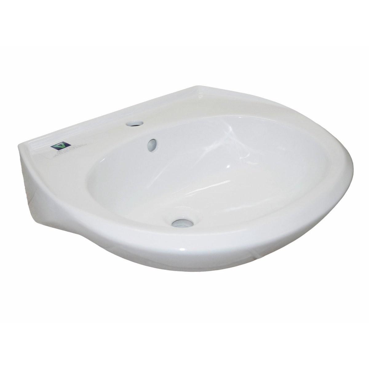 Waschbecken Kaufen  In Großer Auswahl Bei Obi von Waschtisch Mit Unterschrank 70 Cm Breit Bild