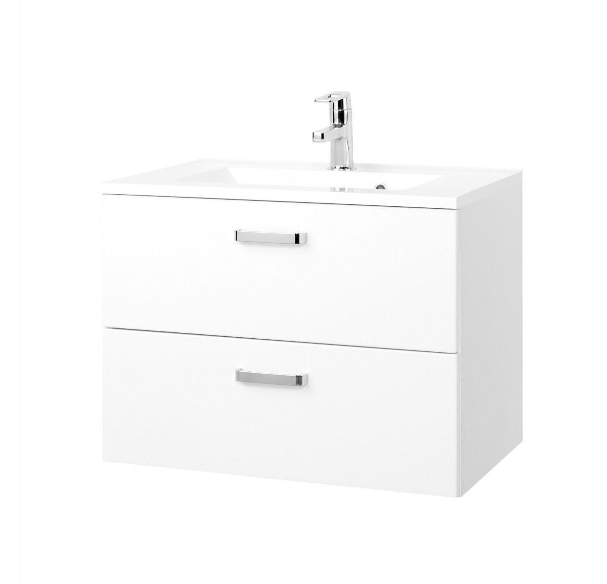 Waschbecken Mit Unterschrank Auszüge Waschtischunterschrank 70 Cm von Waschtisch Mit Unterschrank 70 Cm Breit Photo
