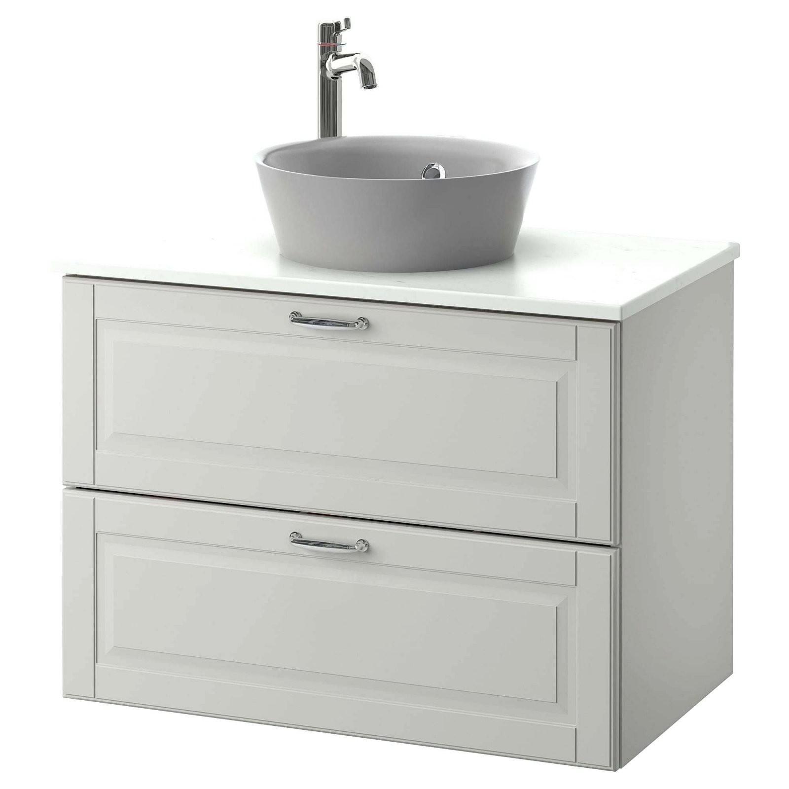Waschbecken Mit Unterschrank Ikea Gaste Wc Waschbecken Mit von Waschbecken Mit Unterschrank Ikea Bild