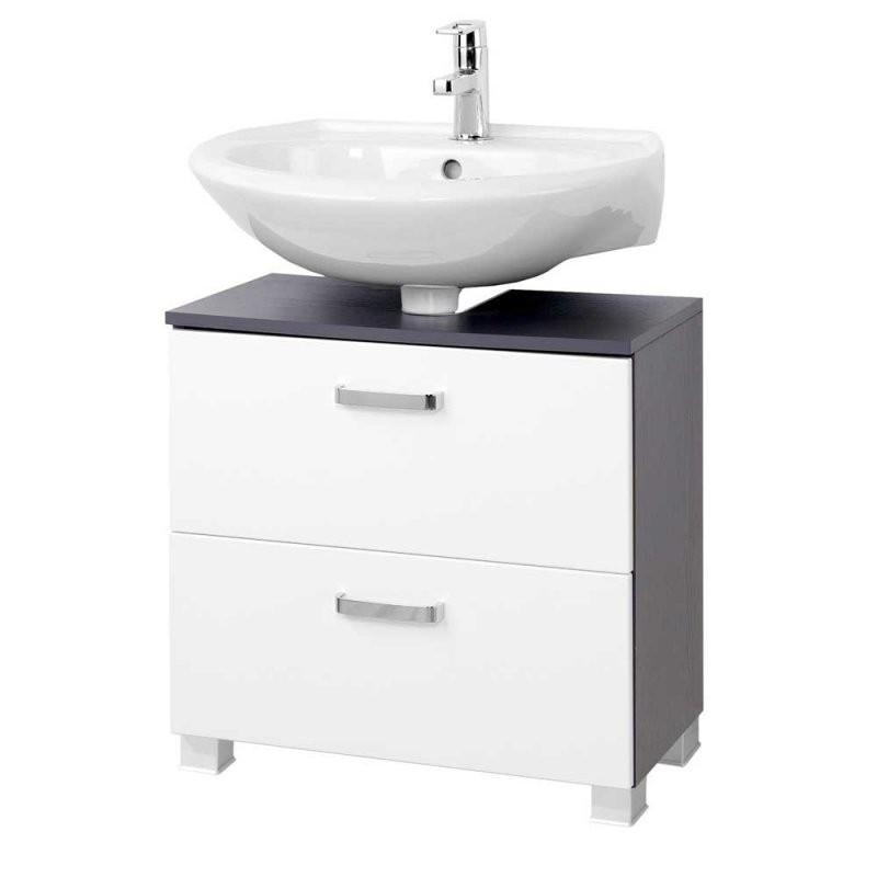 Waschbeckenunterschank  Waschbeckenunterschränke Kaufen  Wohnen von Aufsatzwaschbecken Mit Unterschrank Stehend Bild