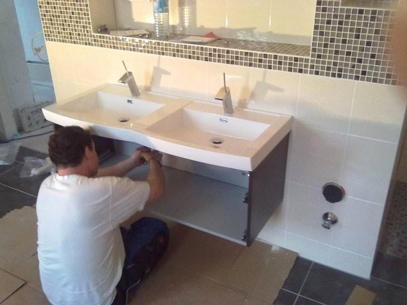 Waschbeckenunterschrank Bauen Frisch Waschtisch Selber Bauen von Bad Unterschrank Selber Bauen Photo