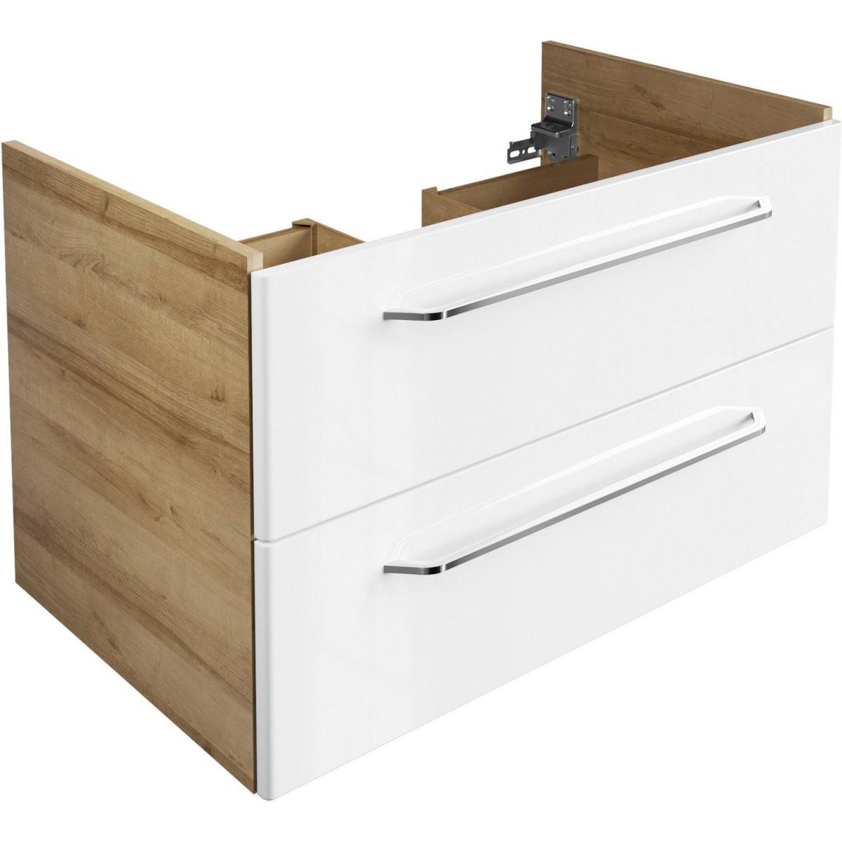 Waschbeckenunterschränke Online Kaufen Bei Obi  Obi von Aufsatzwaschbecken Mit Unterschrank Stehend Bild