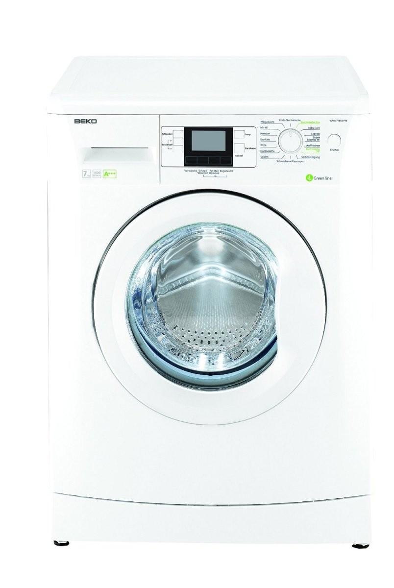 Waschmaschinen Test  Beste Waschmaschine Kaufen Testsieger Vergleich von Beko Wmb 71443 Pte Stiftung Warentest Photo