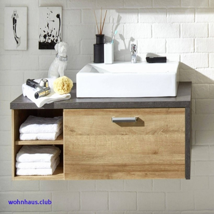 Waschtisch Holz Aufsatzwaschbecken Genial Bad Waschtisch Holz von Waschtisch Holz Mit Aufsatzwaschbecken Bild