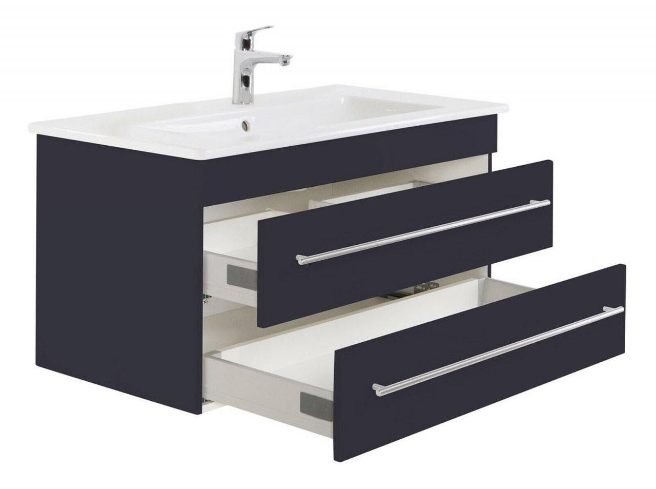 Waschtisch Mit Unterschrank 100Cm Villeroy  Boch Waschplatz von Villeroy Und Boch Waschtisch Mit Unterschrank Bild