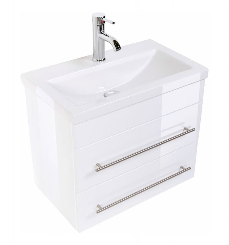 Waschtisch Unterschrank Inklusive Waschbecken  Badmöbelsets Mit von Wc Waschtische Mit Unterschrank Bild