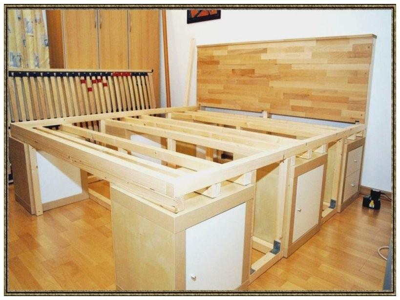 Wasserbett Selber Bauen Simple Wasserbett Selber Bauen With Unterbau von Wasserbett Kopfteil Selber Bauen Photo