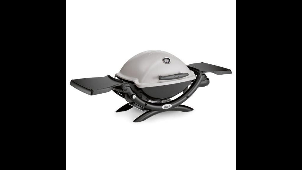 Weber Gasgrill Q 1200 Granite Grey Raimagrill  Youtube von Weber Q 2200 Stand Granite Grey Photo