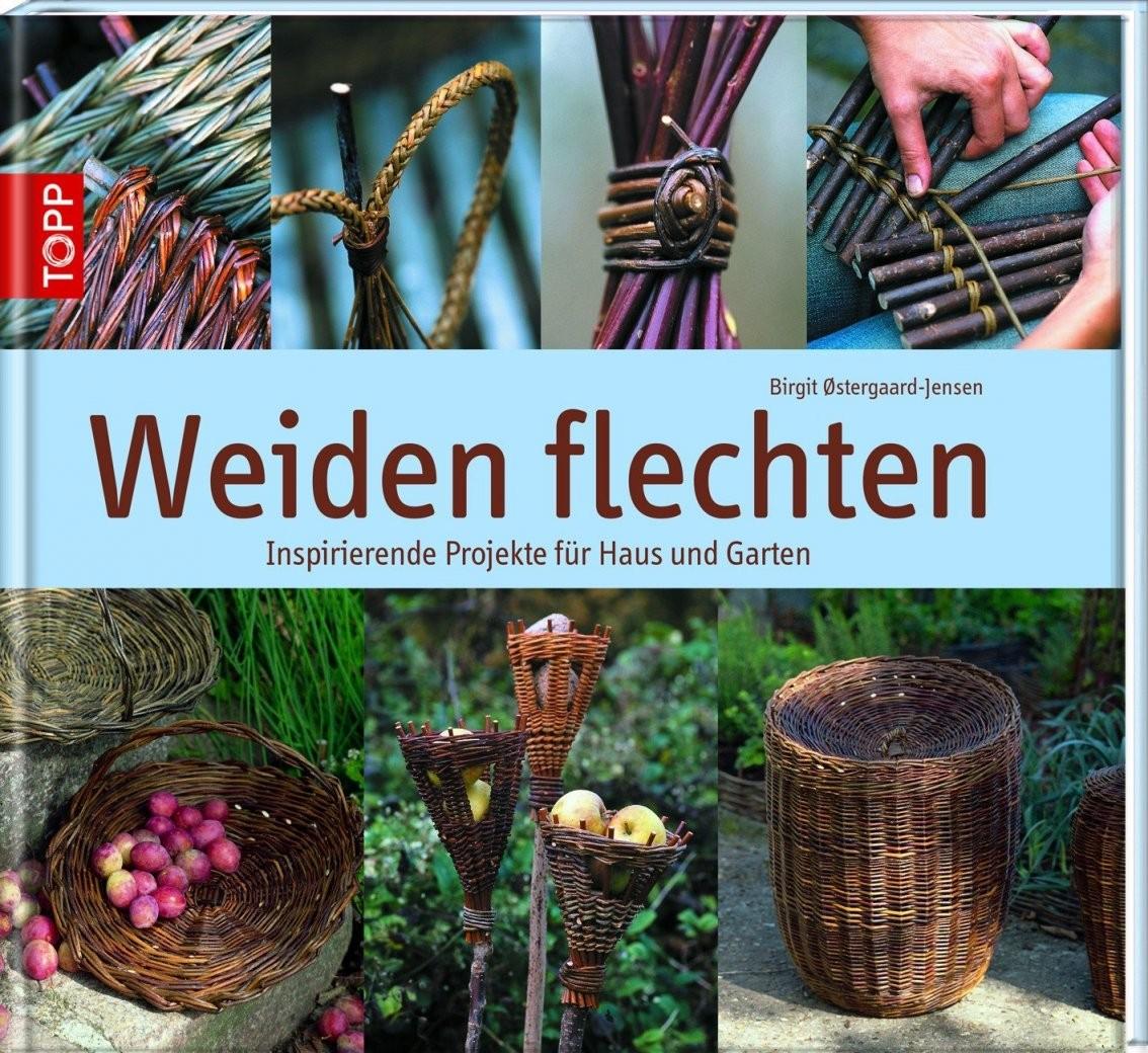 """Weiden Flechten"""" – Bücher Gebraucht Antiquarisch  Neu Kaufen von Weidengeflechte Für Haus Und Garten Bild"""