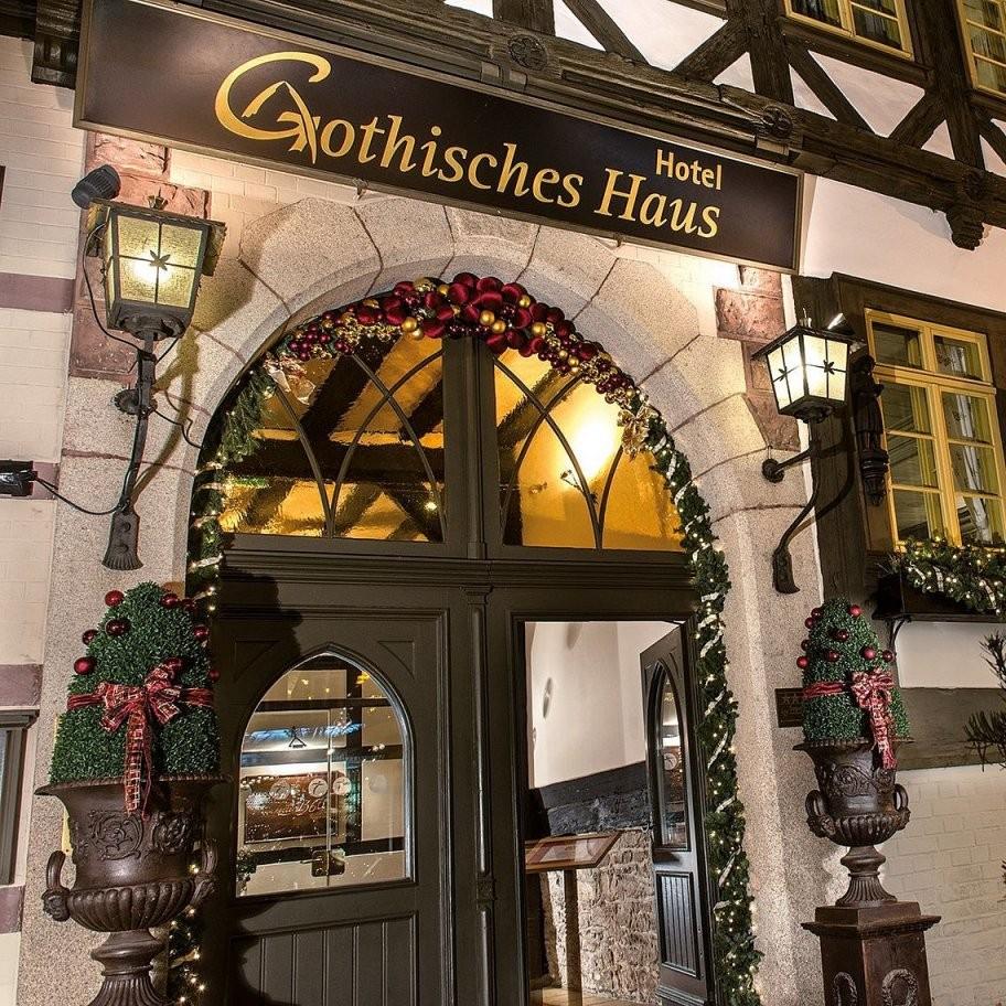 Weihnachten  Silvester Im Hotel Gothisches Haus von Hotel Gothisches Haus Wernigerode Photo