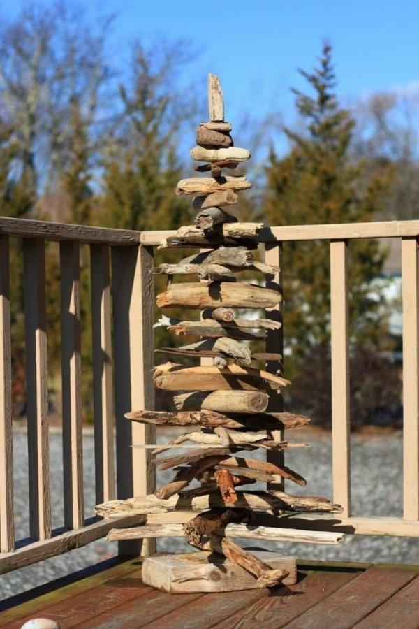 Weihnachtsdeko Auf Dem Balkon Im Winter Gestalten  16 Schöne Ideen von Weihnachtsdeko Für Draussen Selber Basteln Photo