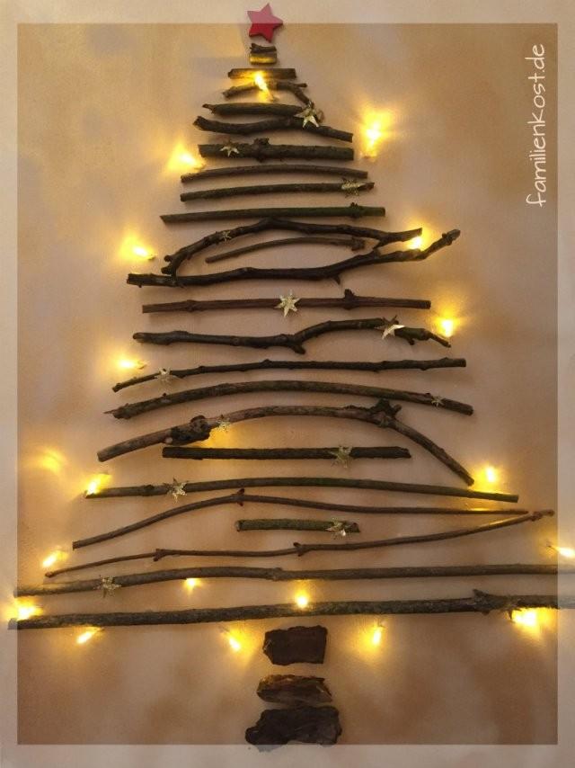 Weihnachtsleinwand Mit Lichterkette Selber Machen von Bild Auf Leinwand Selber Machen Photo