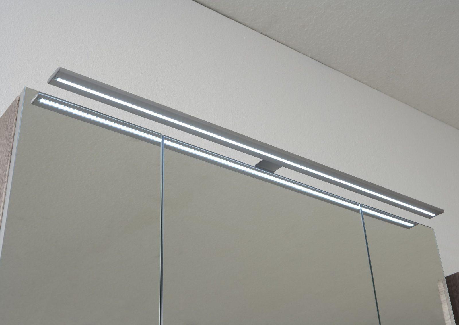 Weileder Badmöbel  Marlin von Spiegelschränke Mit Led Beleuchtung Photo