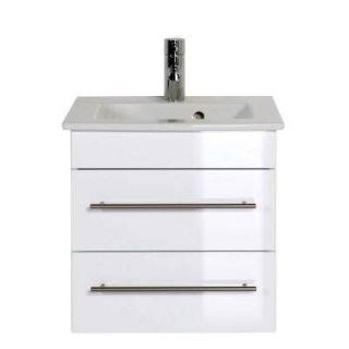 Weiß  Waschbecken Und Weitere Bad  Sanitär Günstig Online Kaufen von Waschbecken 25 Cm Tief Bild