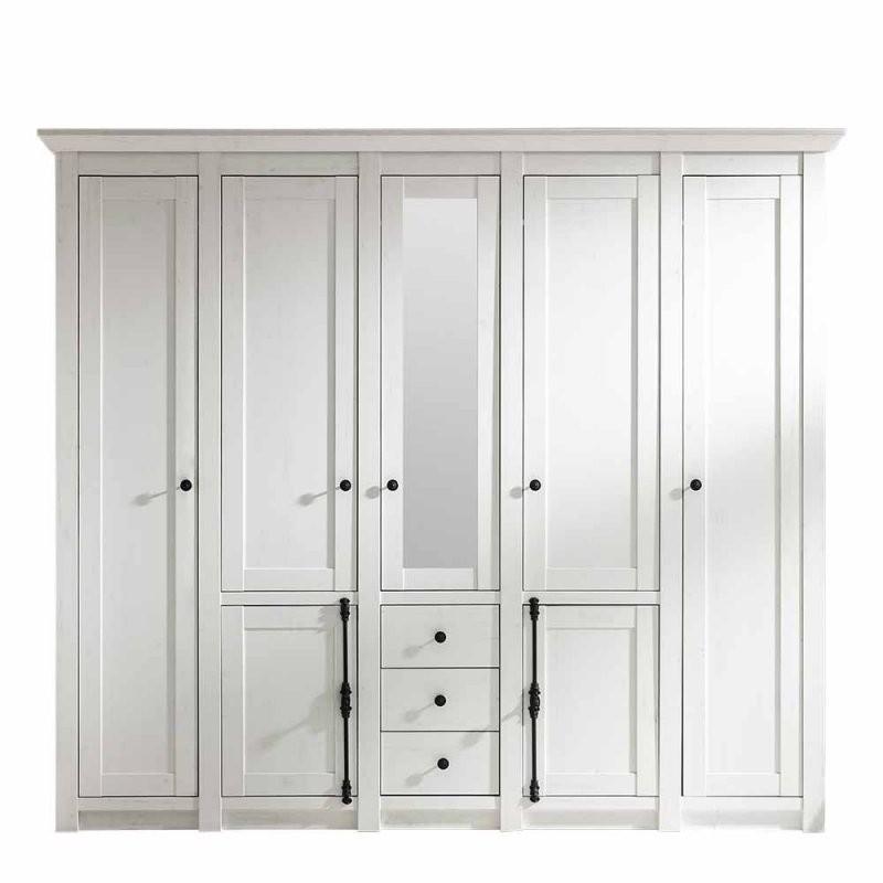 Weiße Kleiderschränke Im Landhausstil Online Günstig Bestellen von Kleiderschrank Weiß Landhaus Günstig Photo