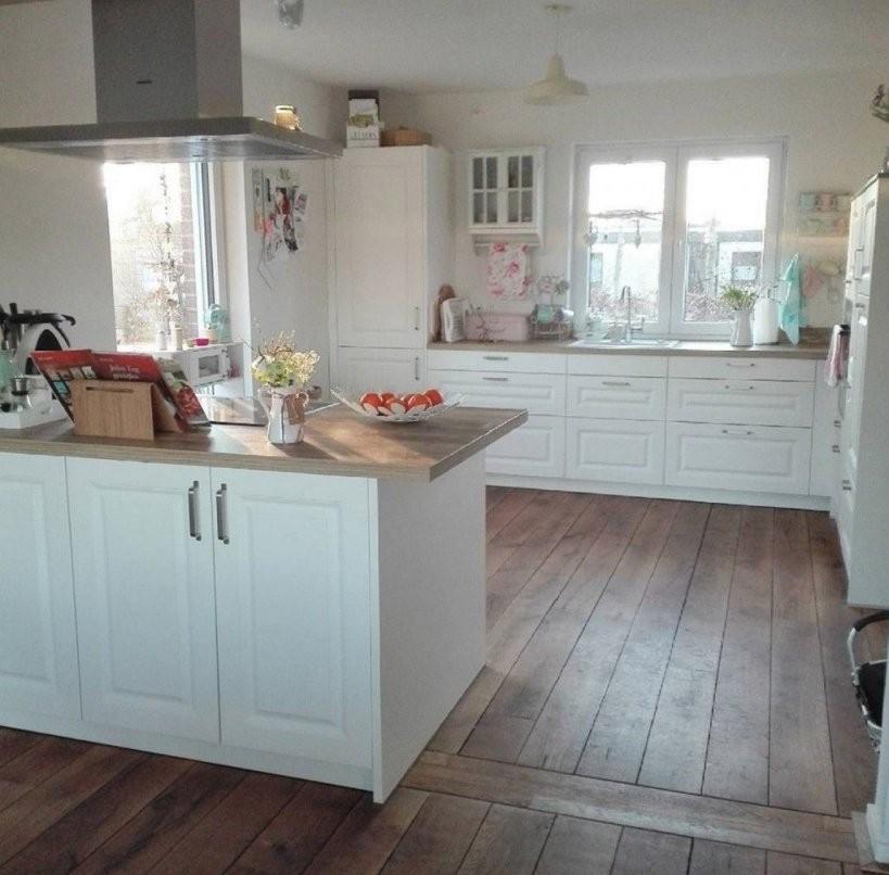 Weissekuechemodernerlandhausstil  Im Kitchen  Kitchen Decor von Küche Im Landhausstil Gestalten Photo