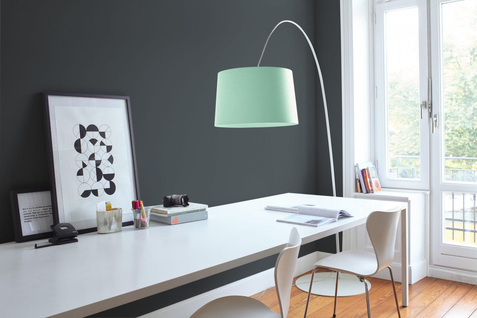Welche Passt In Welches Zimmer Alpina Fabe  Einrichten von Wandfarbe Zu Weißen Möbeln Photo