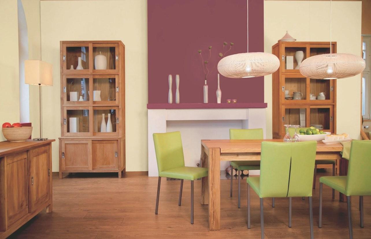 Welche Wandfarbe Zu Welchem Holzfarben Passt Alpina Farbe  Einrichten von Wandfarbe Zu Dunklen Möbeln Bild