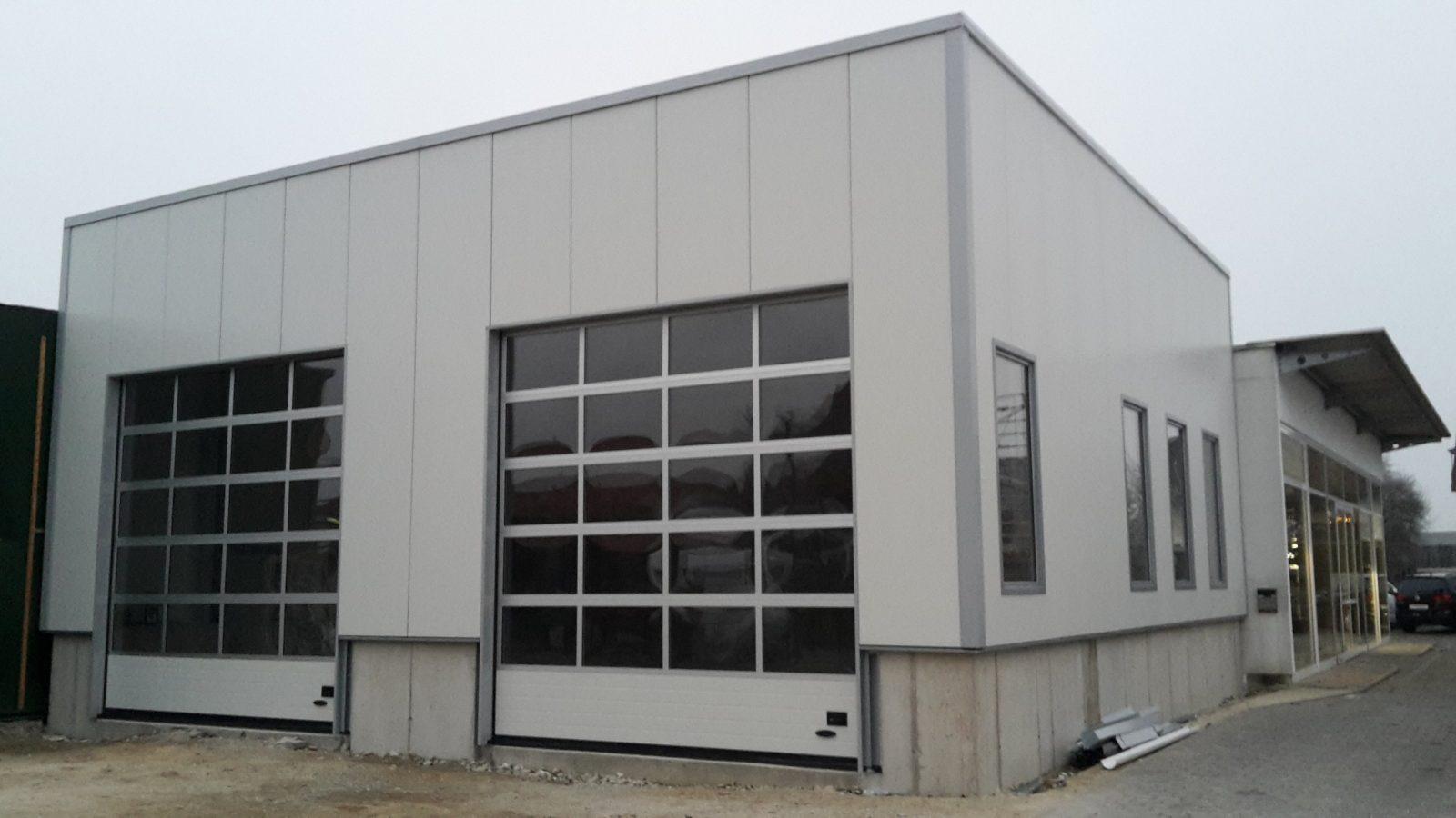 Werkstatthalle Bauen  Hallenbau Individuell  Hacobau Gmbh von Kfz Werkstatt Bauen Kosten Photo