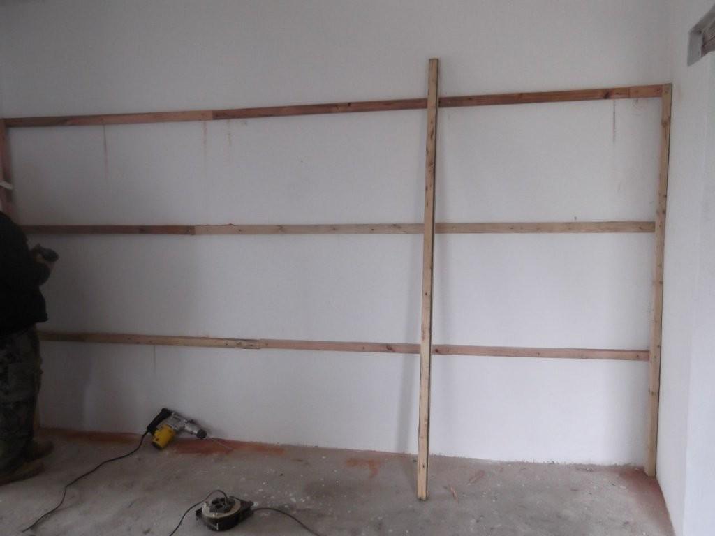 Werkstattregal 4M X 2M X 080 M  Bauanleitung Zum Selberbauen  1 von Holzregal Keller Selber Bauen Bild