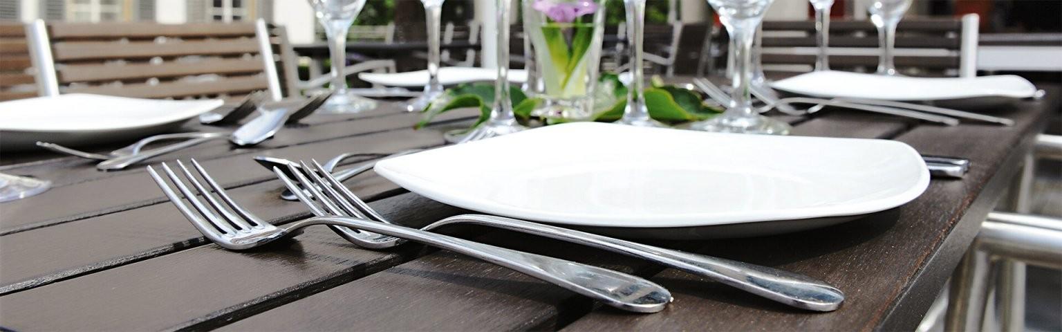 Wetterfeste Tischplatten Für Gastronomie  Hotels  Go In Shop  Go von Wetterfeste Tischplatten Nach Maß Bild