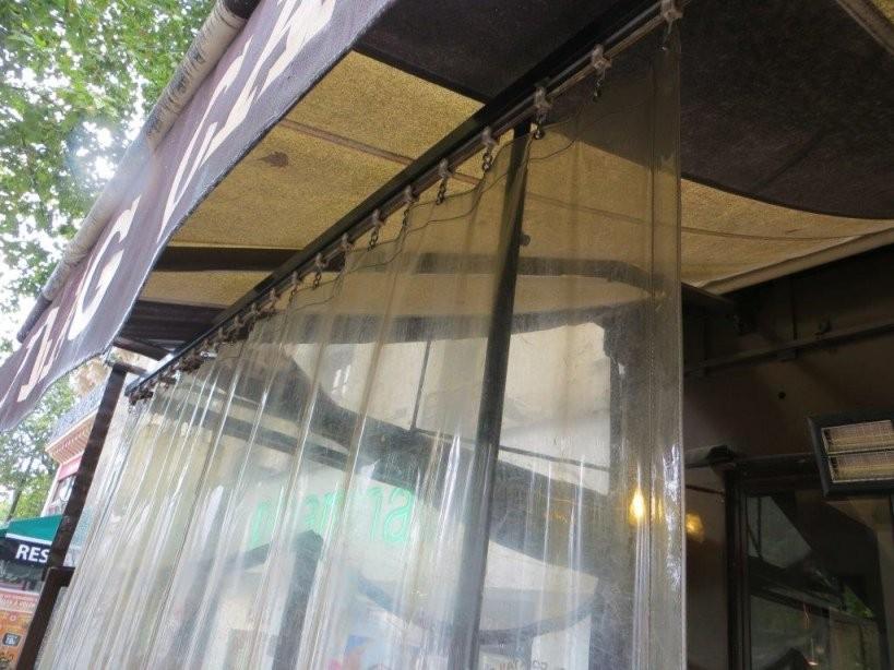 Wetterschutz Für Den Balkon Zum Werkspreis von Windschutz Für Balkon Ohne Bohren Photo