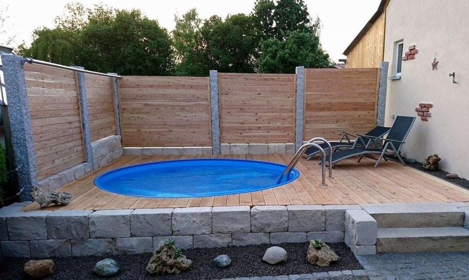 Whirlpool Garten Selber Bauen Elegant Pool Terrasse Selber Bauen von Pool Rutsche Selber Bauen Bild