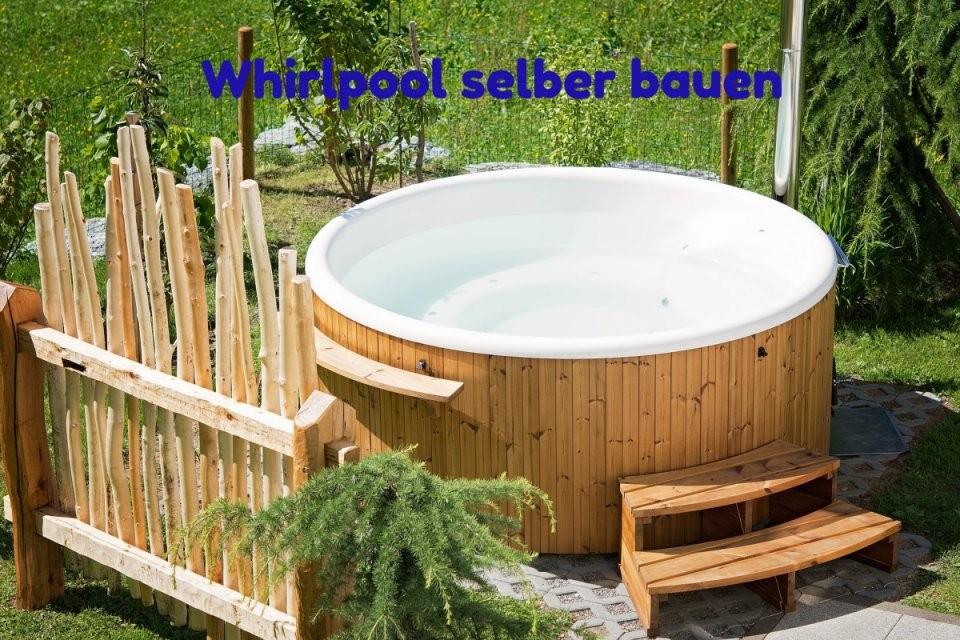 Whirlpool Selber Bauen Schritt Für Schritt Videoanleitung Profi von Whirlpool Selber Bauen Holz Photo
