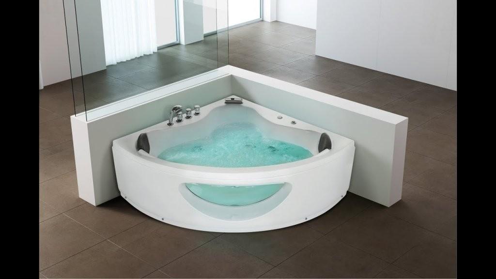 Whirlpoolbadewanne Eckmodell Tocoa  Belianich von Whirlpool Einlage Für Badewanne Bild