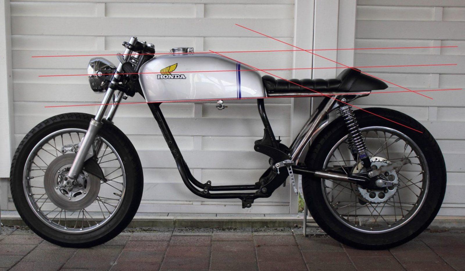 Wie Baut Man Eine Sitzbank  550Moto  Cafe Racer Blog von Sitzbank Selber Bauen Motorrad Bild
